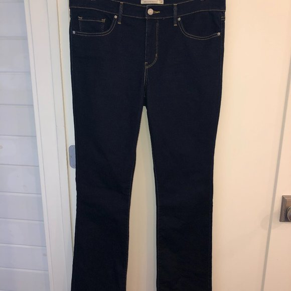 Levi's 315 Shaping bootcut jeans sz 32x34 NWOT